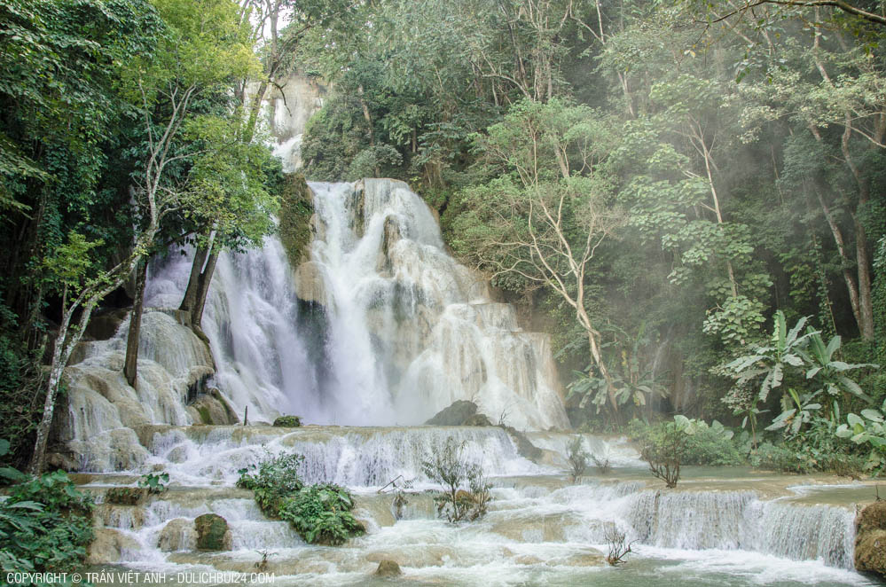 kinh nghiệm du lịch Luang Prabang